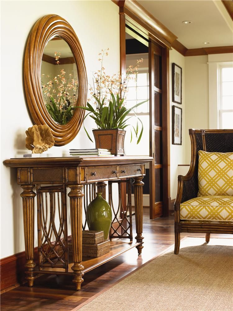 Island Estate Nassau Sideboard Console Table By Tommy