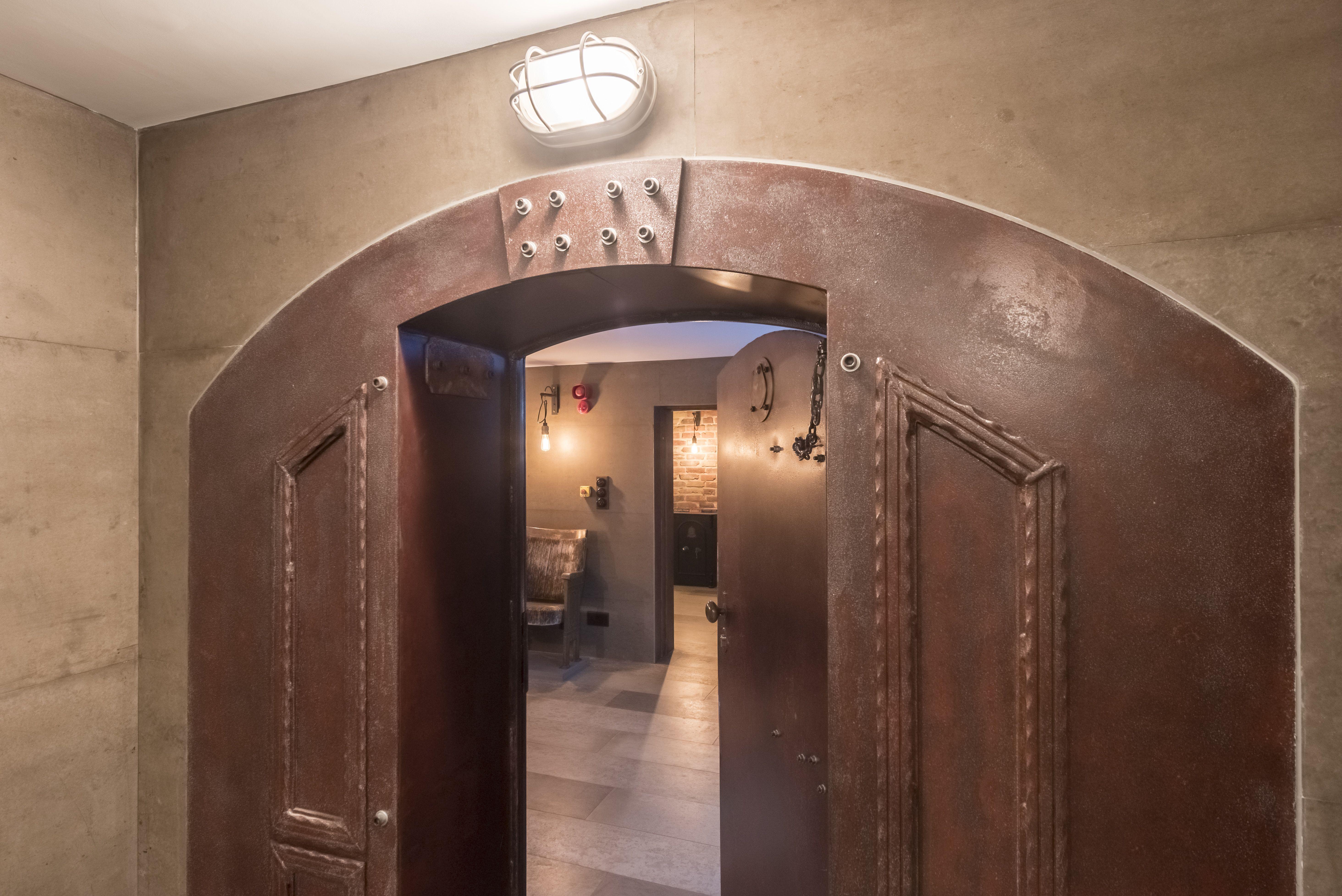 Cellar Cinema, Cellar Conversion, Custom Home Cellar, Interior Design,  Concrete Decor,