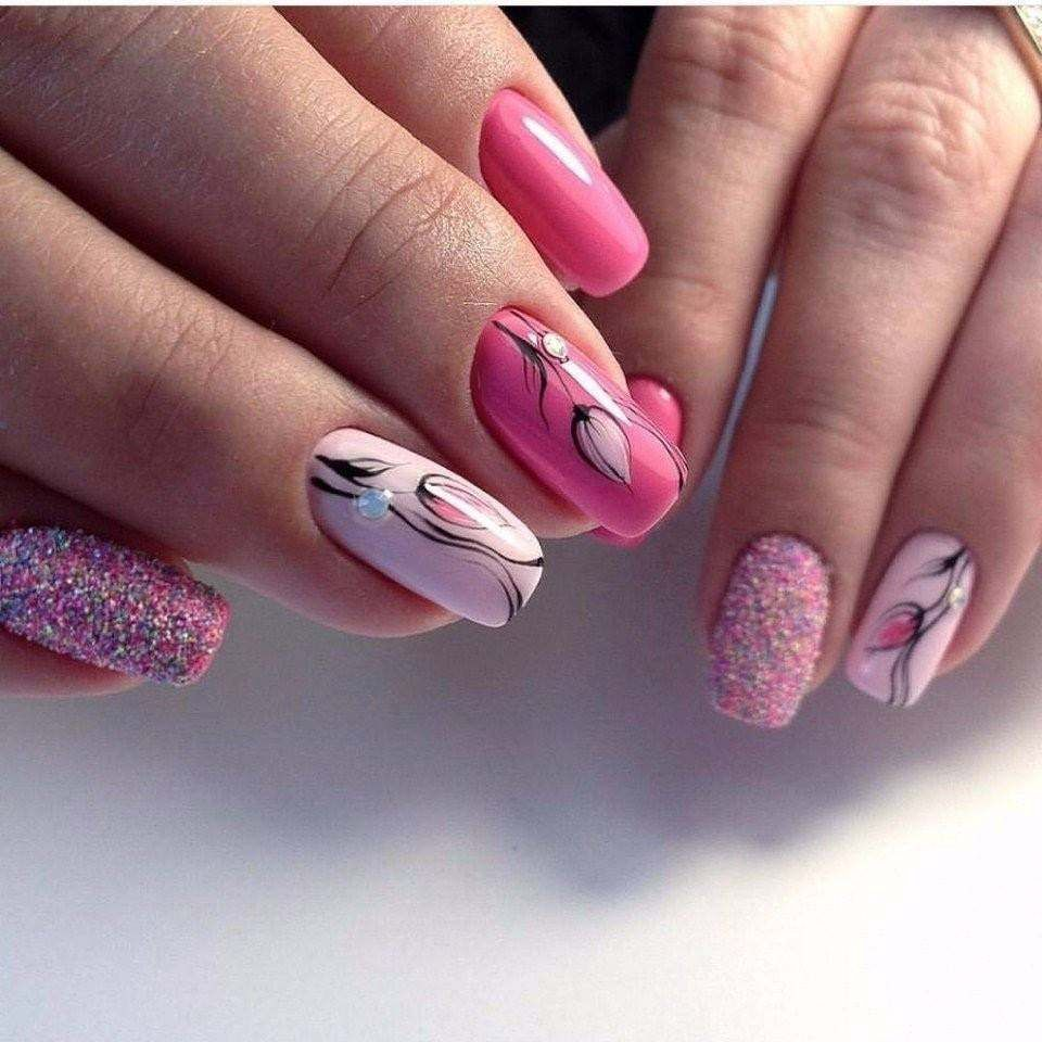 Latest Trends In Nail Art For 2017   Re-Pin Nail Exchange ...