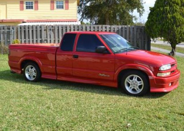 2000 Chevy S10 Extended Cab 2000 Chevrolet S 10 2 Dr Ls