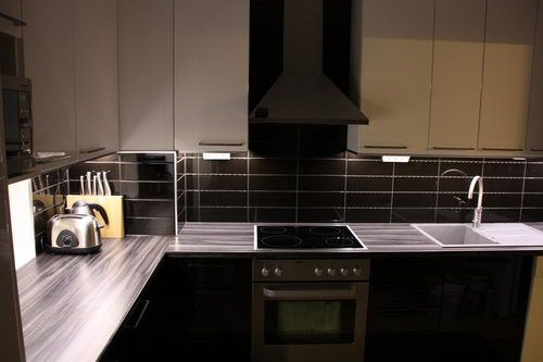 Valokas LED valot - Keittiön valaistusopas, työtasot
