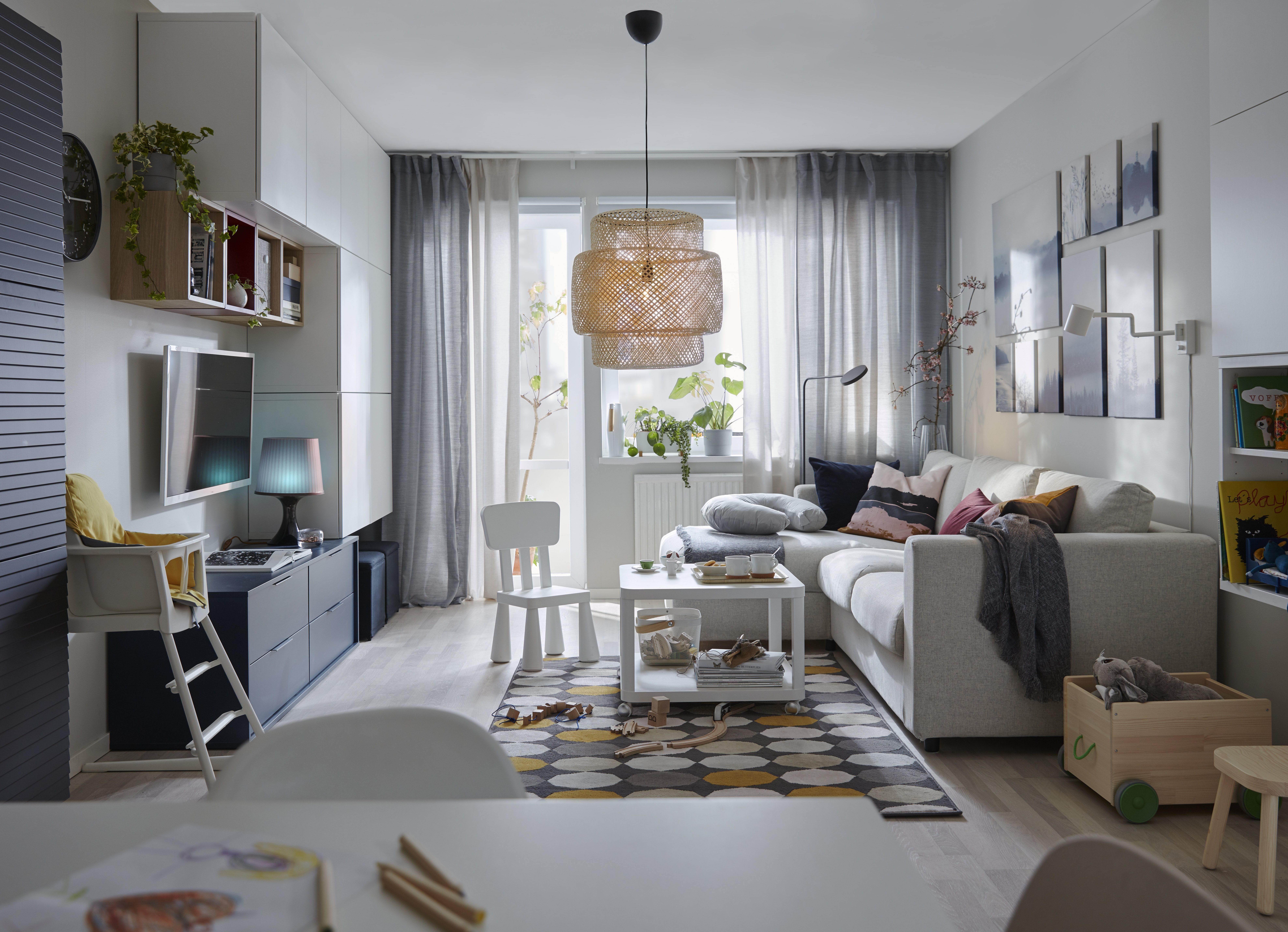 5 Ikea Design Ideas From Around The World Small Apartment Decorating Living Room Living Room Decor Minimalist Living Room Decor