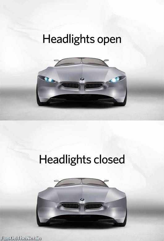 BMW Gina Concept 2008