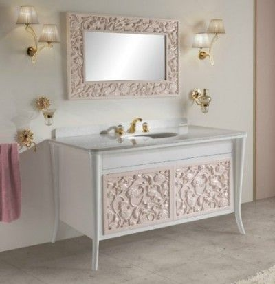 Pretty Bathroom Furniture...a Little More Chic Than Shabby ;) | Cottage  Romance ❤ | Pinterest | Bathroom Furniture, Shabby Chic Style And Shabby