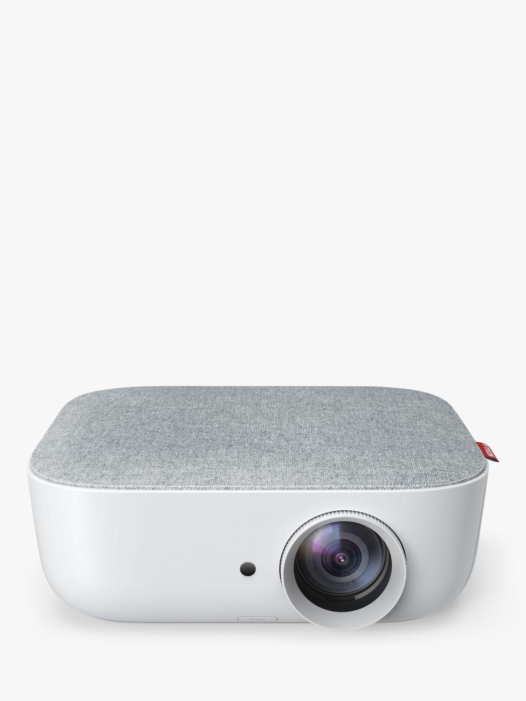 Nebula Prizm 480p Resolution Projector 100 Lumens White Grey Projector Nebula Smart Device