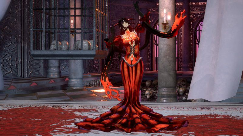 Bloodstained: Ritual of the Night E3 trailer shows new gameplay and boss