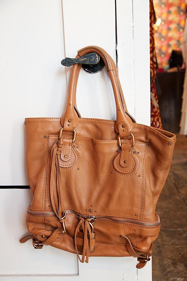 $795 - Chloe beige bag