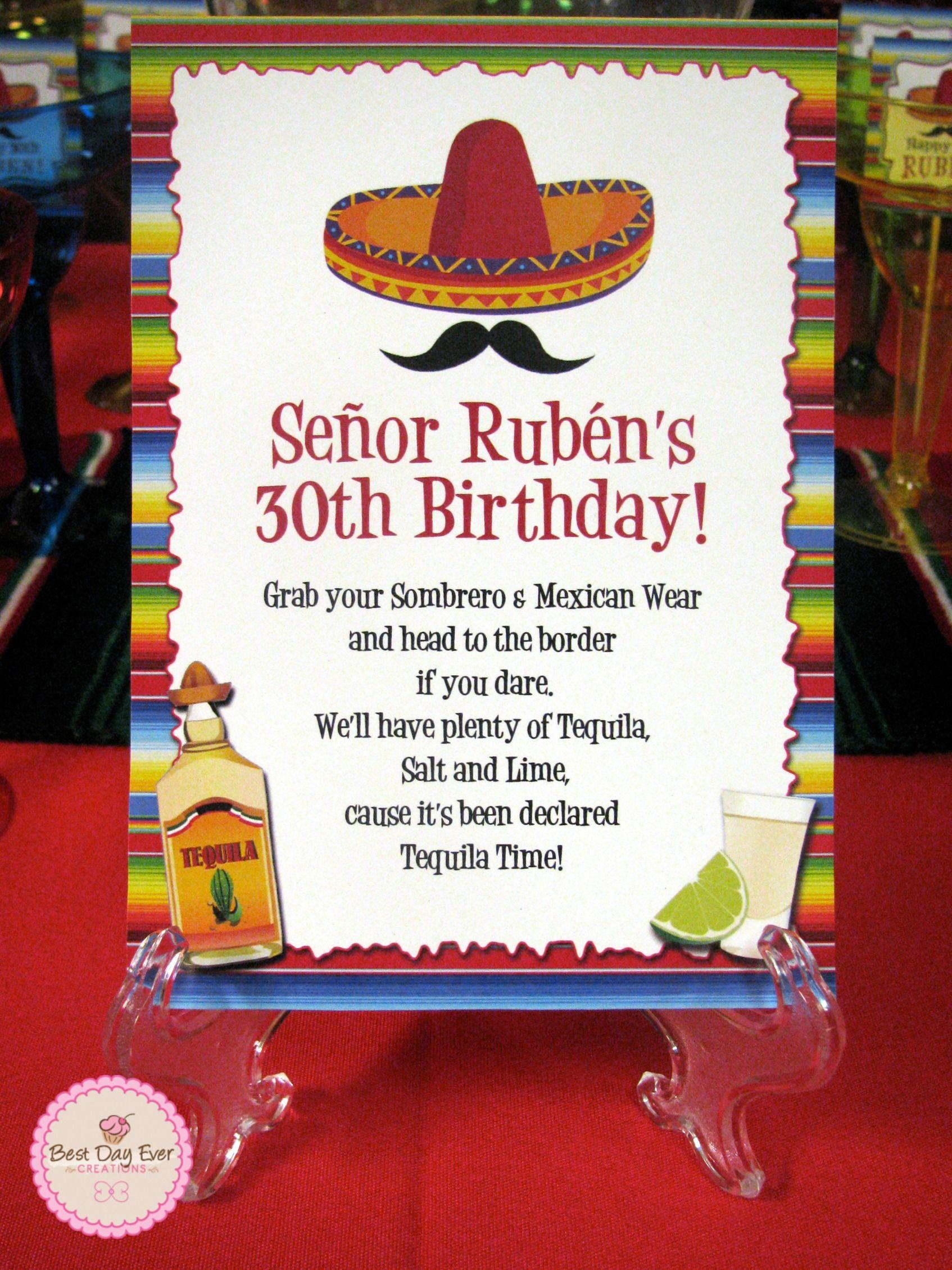 A 5x7 Art same as the Birthday Invitation   15 de septiembre ...