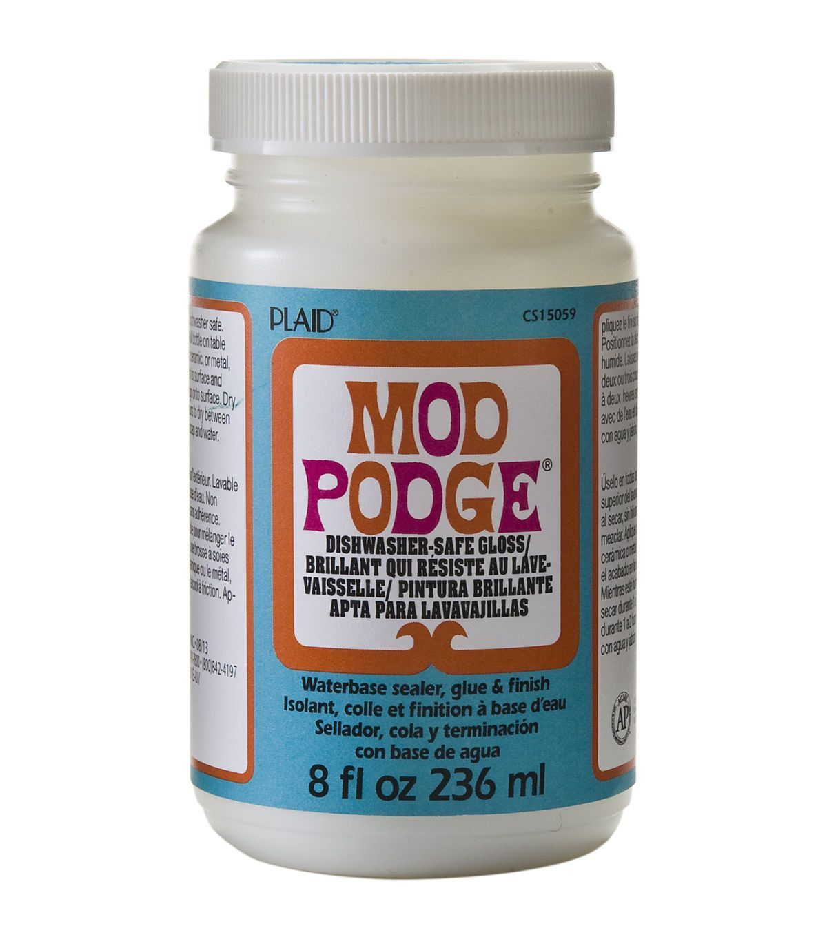 Mod Podge Dishwasher Safe 8oz-Gloss #decopodge Mod Podge Dishwasher Safe 8oz - Gloss #decopodge