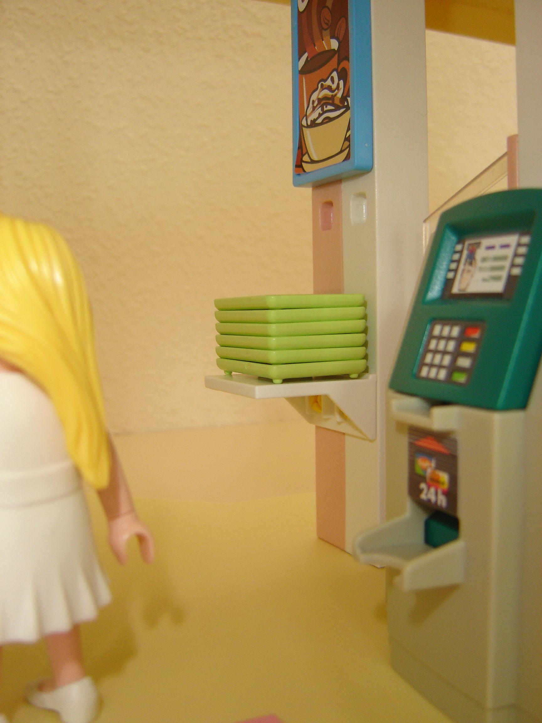 Cash Machine in Lobby