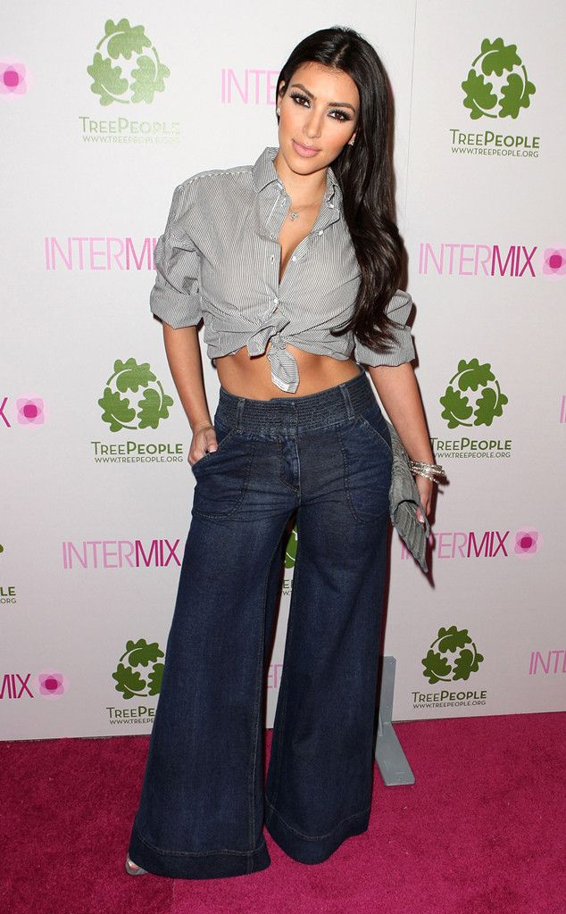 TBT Even when #KimKardashian first hit the red carpet, she loved ...