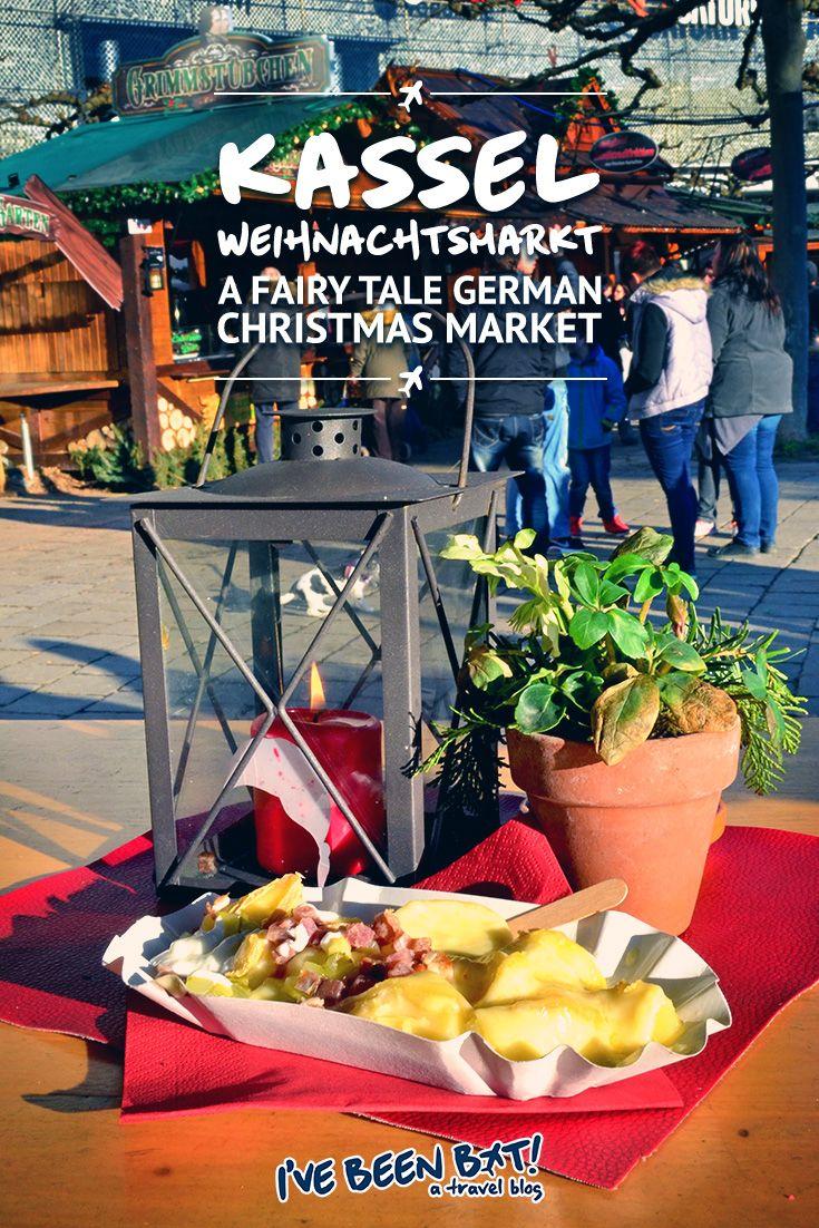 Kassel Weihnachtsmarkt A Fairy Tale German Christmas Market