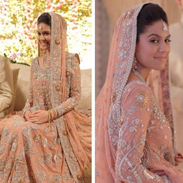 2e45bfbd1d Shahrina Hashwani in Bunto Kazmi Bridal | bridel in 2019 | Bunto ...