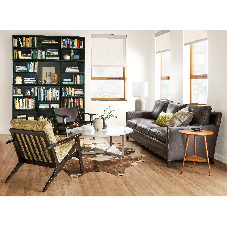 - Bram Leather Sofas - Modern Sofas & Loveseats - Modern Living Room