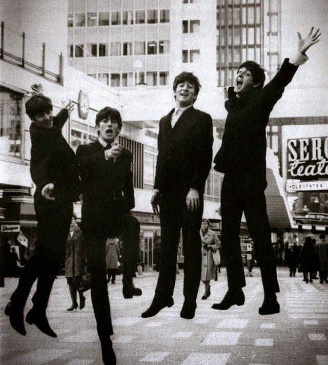 His royal highness elevates the music world. What is more, the music world elevates him. The Beatle benefits from frequent flyer miles.
