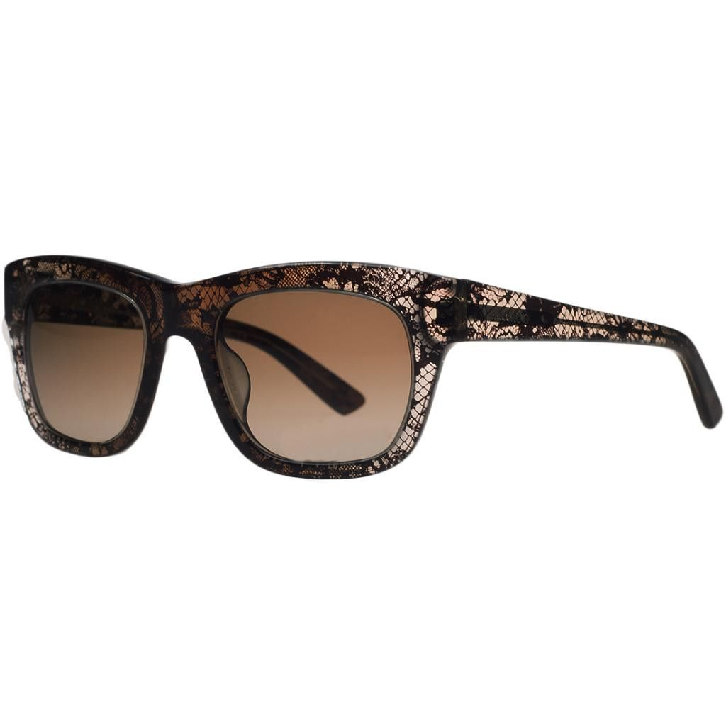 1ca678105253 Valentino V Brown Wayfarer Women Sunglasses – FabsZeal Comes in original  soft case with cleaning cloth