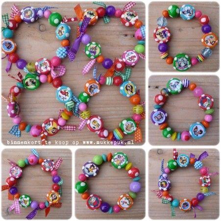 Kindersieraden (jewels for children) | mukkepuk