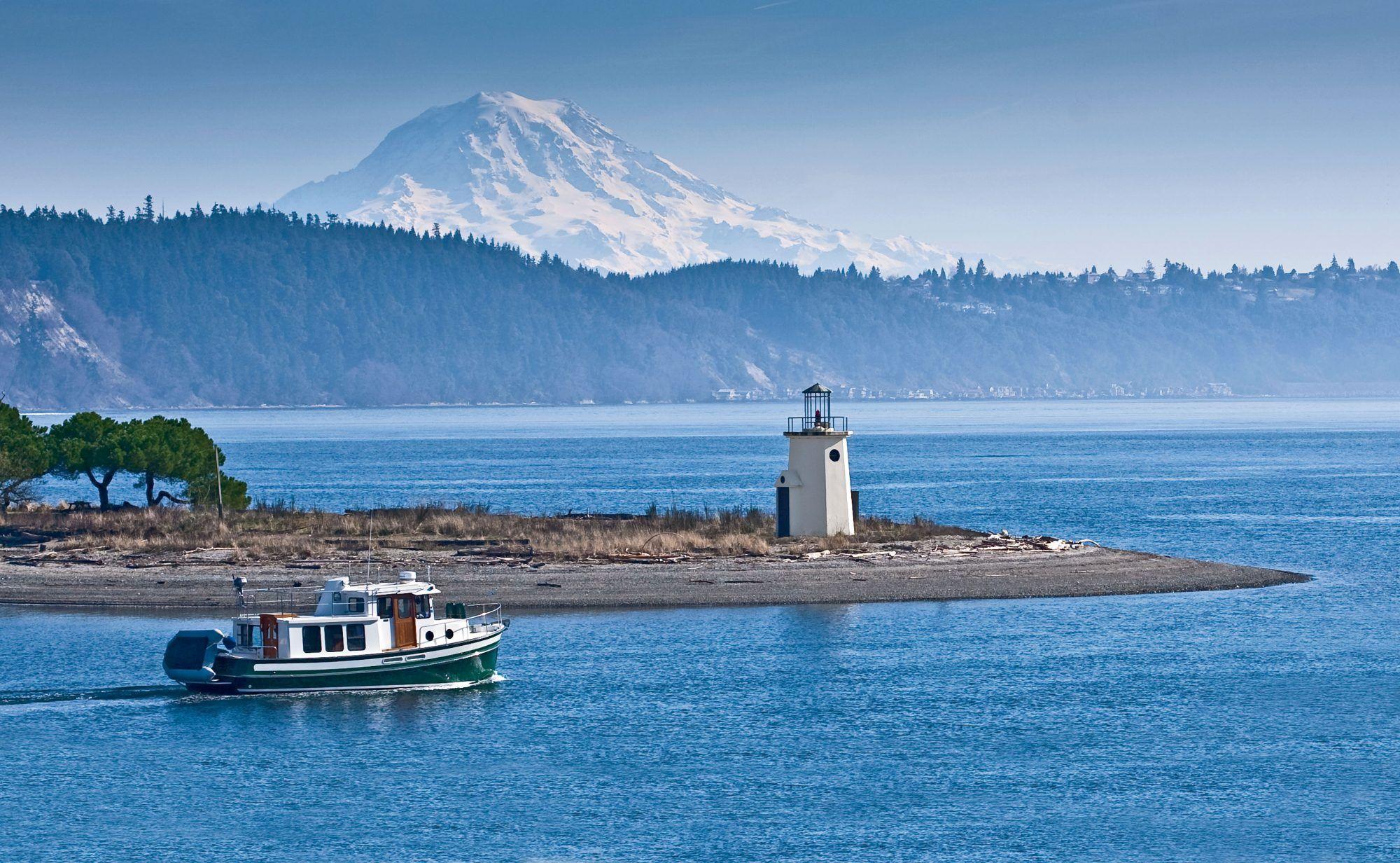 Best Coastal Towns In Washington