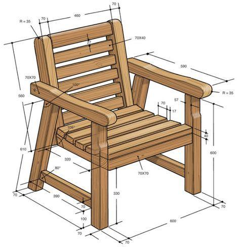 arredo giardino fai da te, arredo giardino, costruire una panca di legno, costruire una sedia di legno, sedia fai da te, panca fai da te