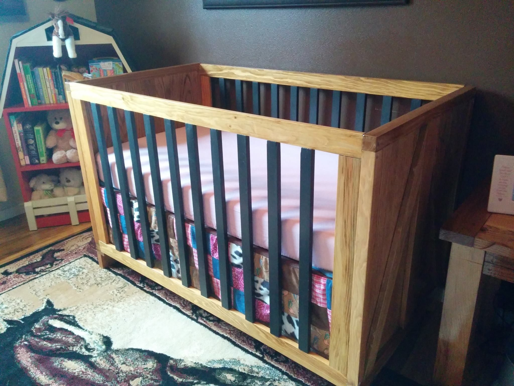 Nursery Crib Do It Yourself Home Projects From Ana White Baby
