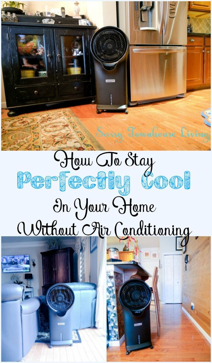 How To Stay Perfectly Cool In Your Home Without Air