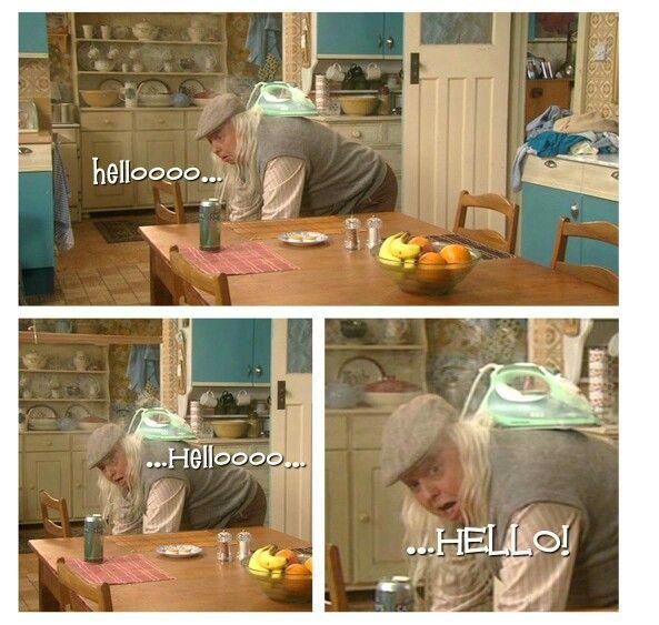 Poor Grandad
