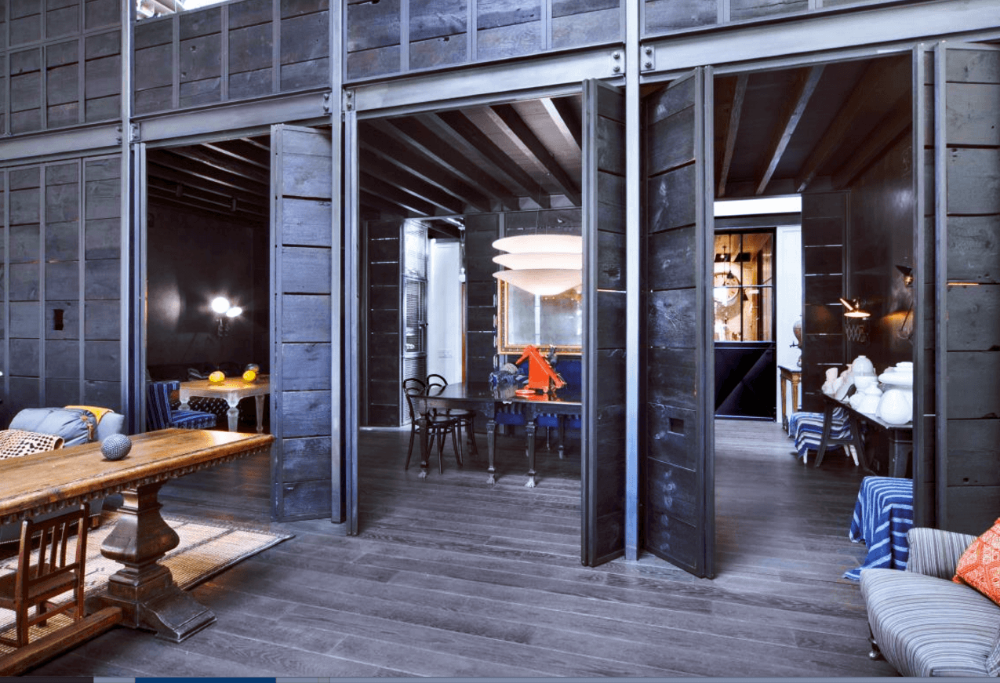 Tour the Most Amazing IndoorOutdoor Soho Penthouse in NYC