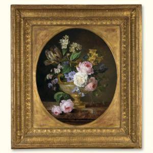 cornelis van spaendonck still life flowers - Căutare Google