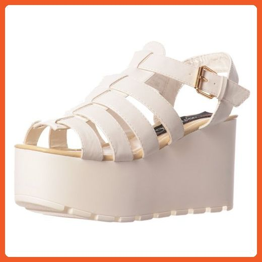 Summer Platform Chunky Sandals Out Onlineshoe Cut Women's Gladiator rCQdxtsh