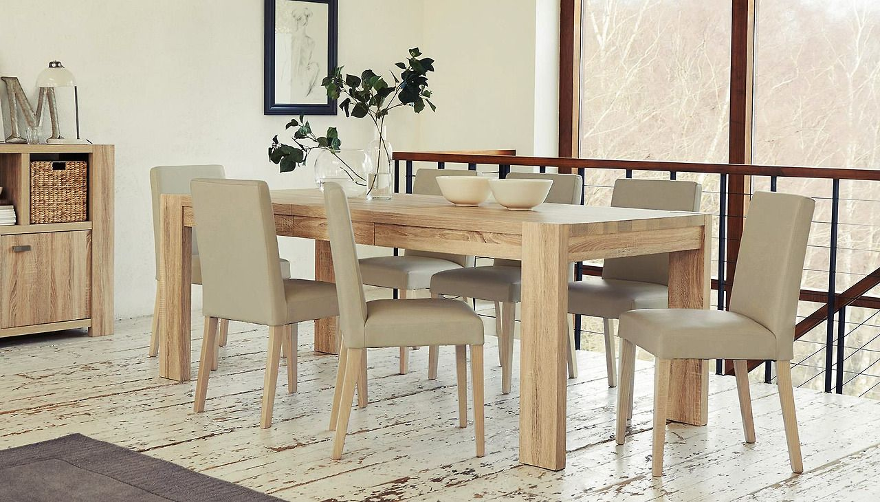 Corsica Extending Dinning Table From Next Dining Room Furniture Dining Table Home Decor