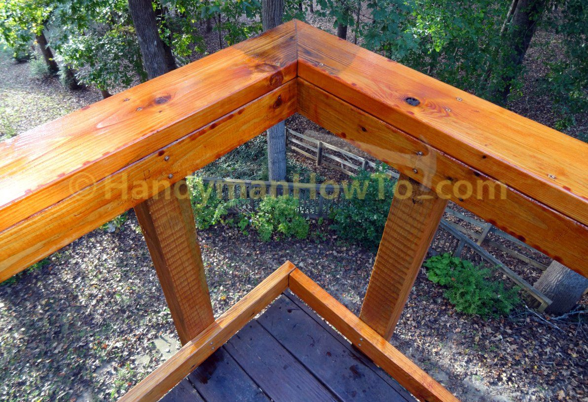 Best How To Build Code Compliant Deck Railing Deck Railings 640 x 480