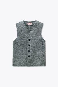 Filson | Mackinow Wool Vest | Nag Classic | Get it at www.nagpeople.com