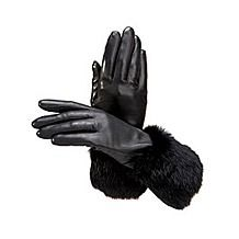 Ladies Fur Gloves. Ladies Leather Gloves from Aspinal of London
