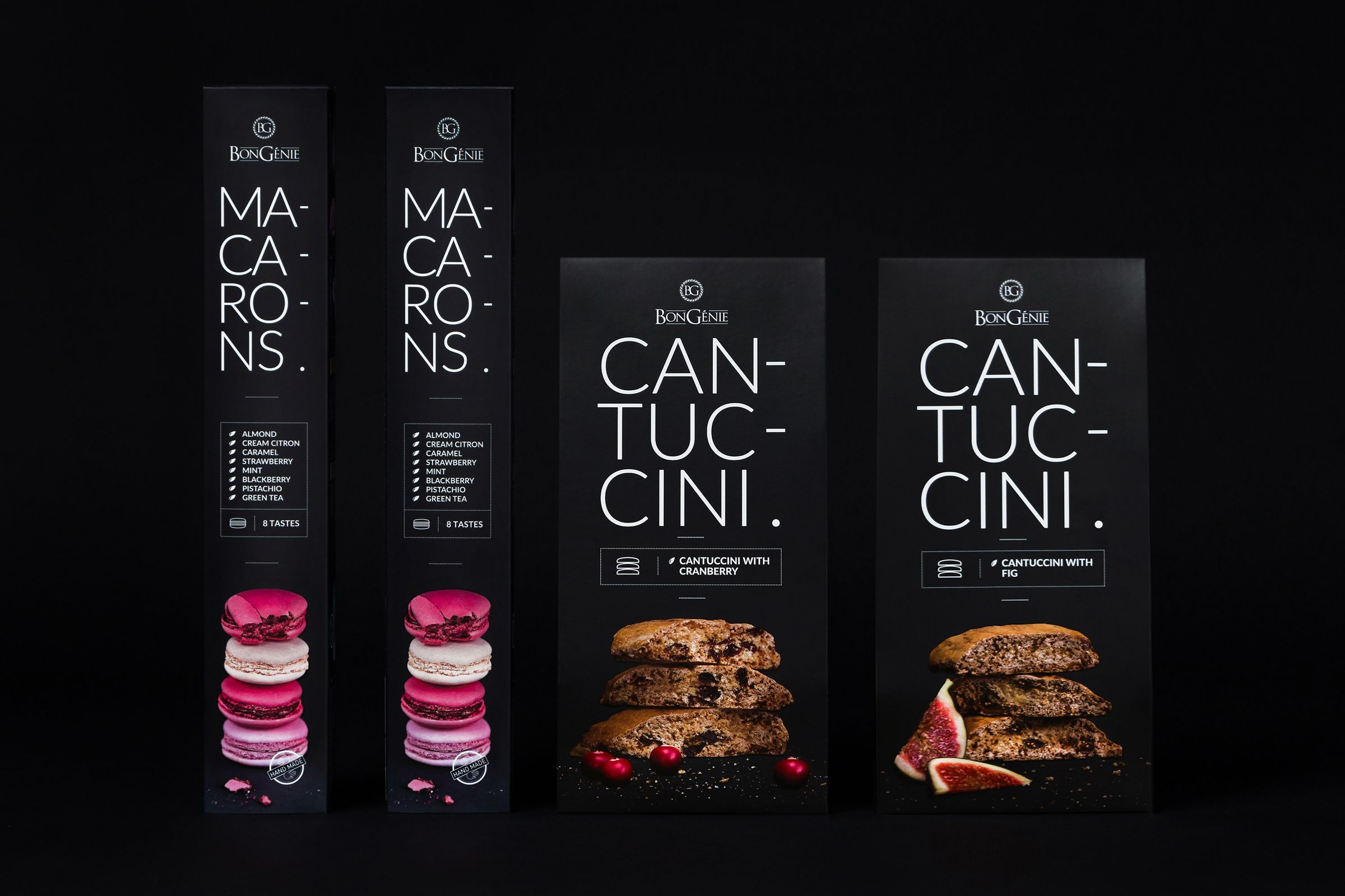 CANTUCCINI — The Dieline - Branding & Packaging