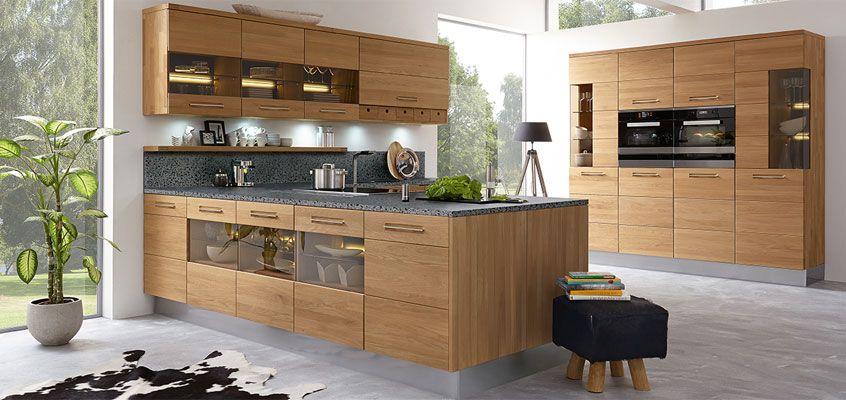Bildergebnis für küchen holz modern | Küchen | Pinterest | Küche ...