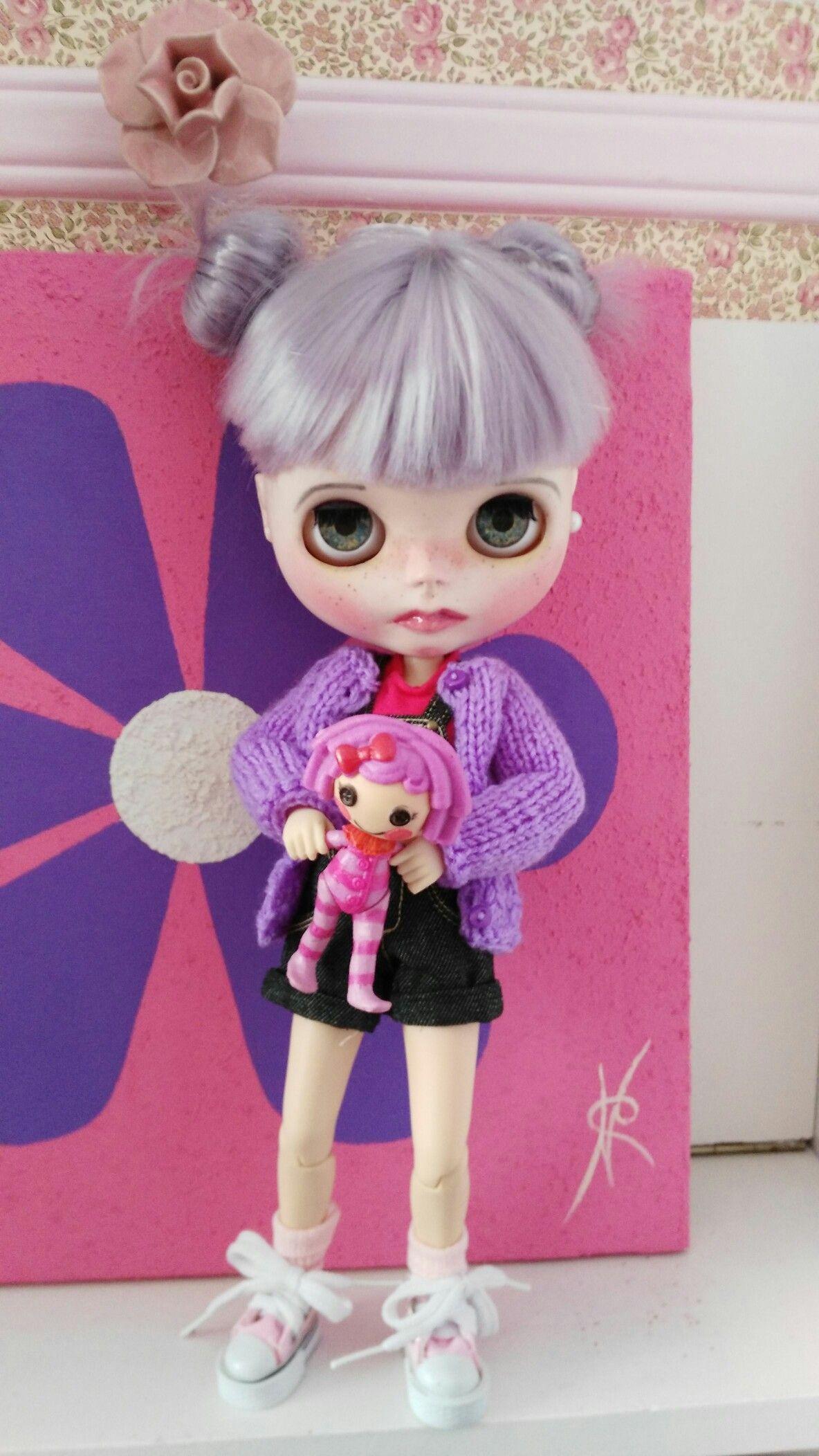 Pin de Liza Jacobe en Gorgeous dolls; Adorable blythe ...