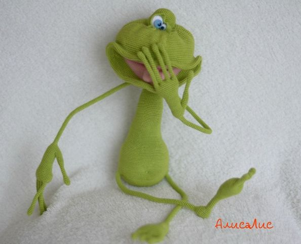 DSC 71190 - миниатюрки - Галерея - Форум почитателей амигуруми (вязаной игрушки)