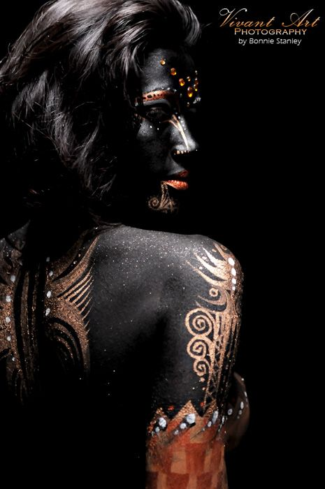 Bodypainting ~ Gallery I » Bodypainting Photography, Body