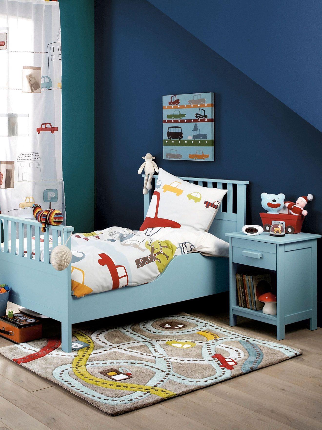 Toddler boy truck bedroom ideas - Room Update For P
