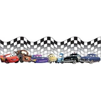 Disney Cars Wall Border   Not Super Jazzed About This One, Itu0027s OK