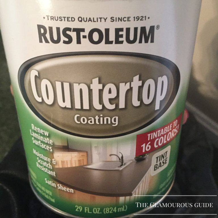 Diy Kitchen Countertop Makeover The