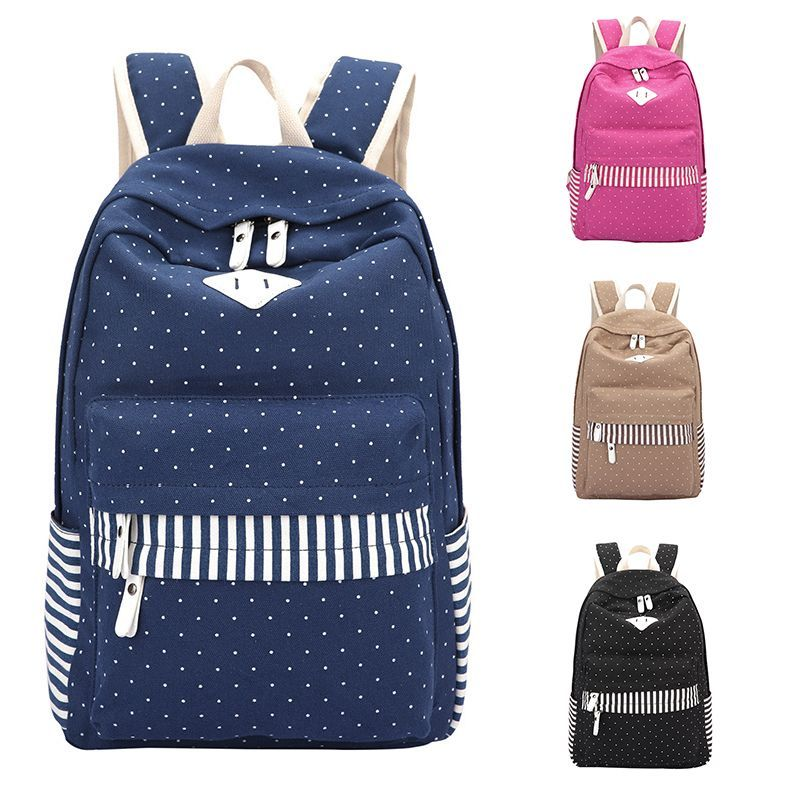 f2963ddea079 Backpack Women Fashion 2016 Canvas Leisure Travel Bag Korean Backpacks for  Teenage Girls School Bags Brand Student Shoulder Bag  Affiliate