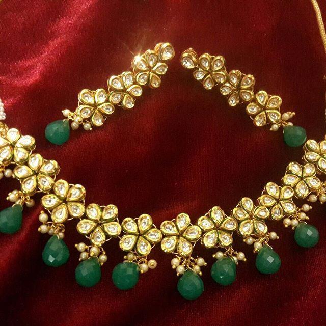 Exclusive Necklace with earrings for order whatsapp on 987304626#earrings#statementearrings#kundan#jalandhar#punjabijewellery#highqualitykundan#Mathapati#Bridaljewellery#Chokar#Tikka#Nath#Anklet#accessories#Ahemdabad#Surat#weddingjewellery#traditionaljewellery#clutch#wedding#event#imitation#US#jewellery#polki#AD#Handharness#anklet#payal#Necklace 9873046266