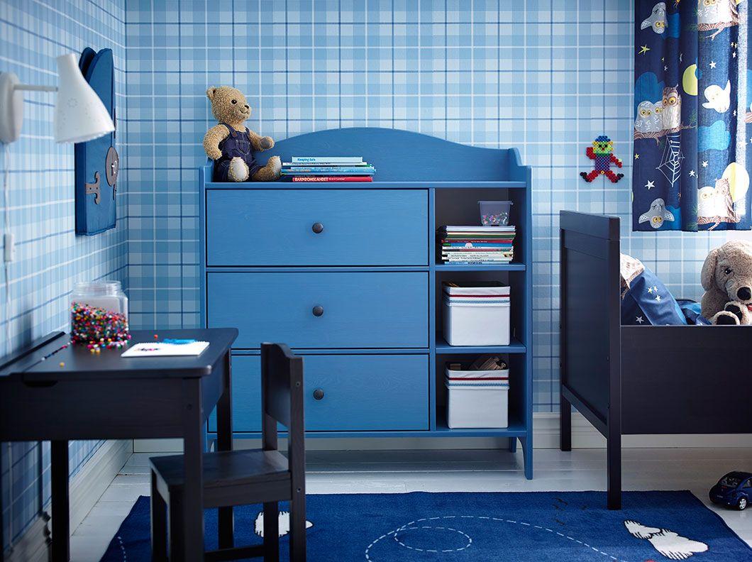 Australia Blue chest of drawers, Furniture inspiration, Ikea