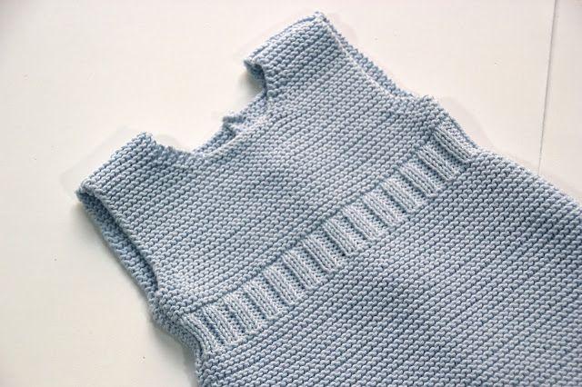 Diy tejer ropa de bebe pelele patrones gratis | Hazlo tú mismo ...
