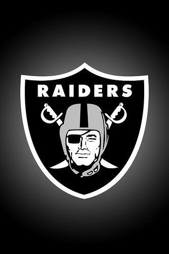 Oakland Raiders Iphone 4 Background Oakland Raiders Logo Raiders Football Oakland Raiders