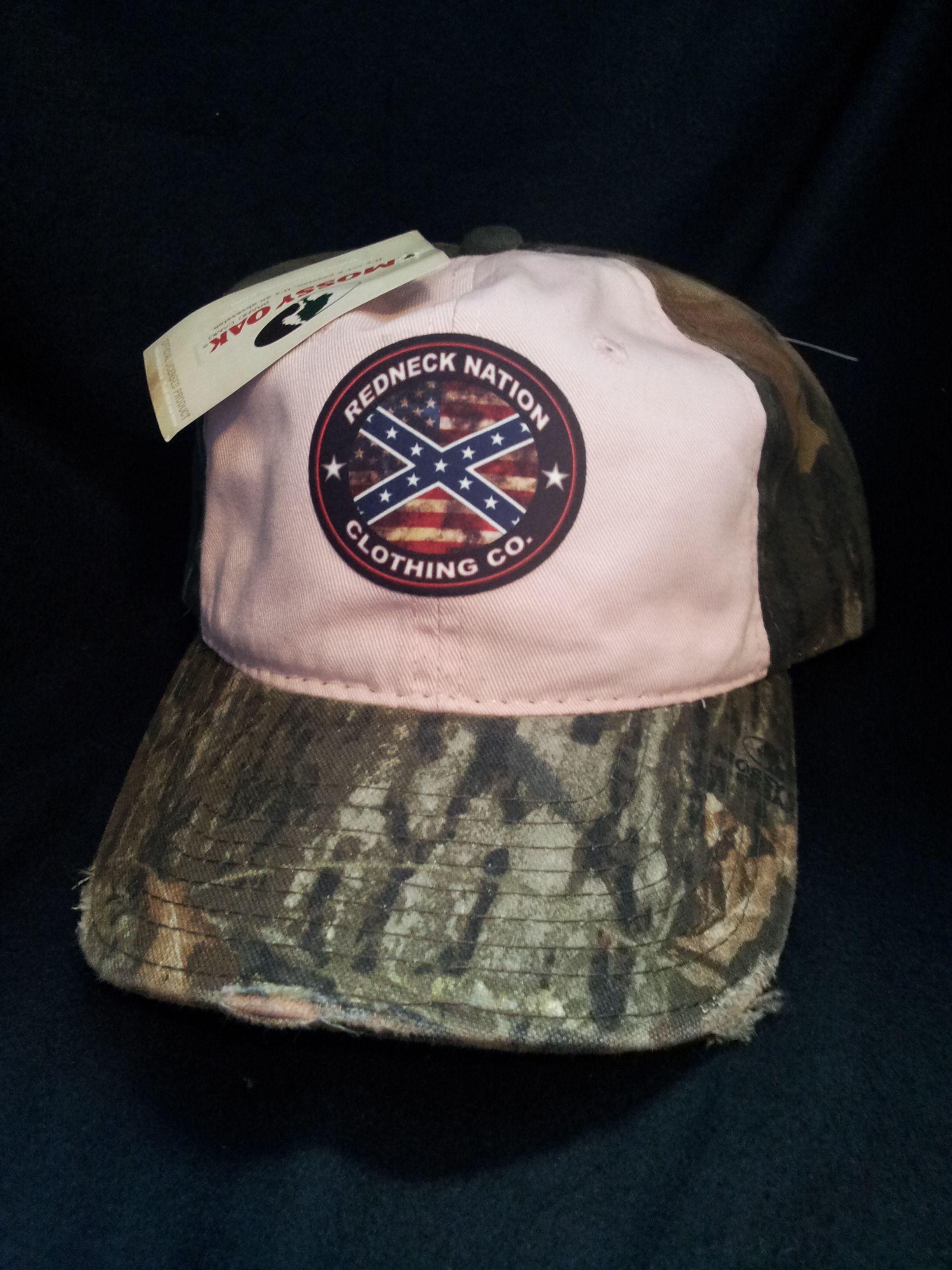 b4d9b5482d9 New Redneck Nation HD Mossy Oak cap