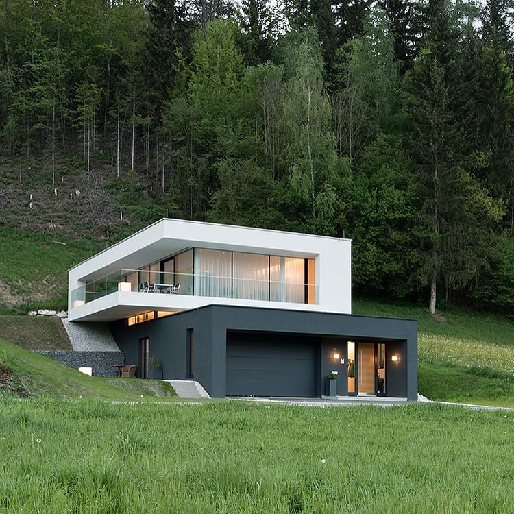 What Do You Think About This House? This House Is Designed By Kreiner  Architecture And