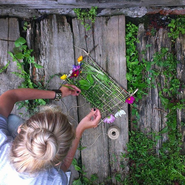 #natureweaving #летоэтомаленькаяжизнь