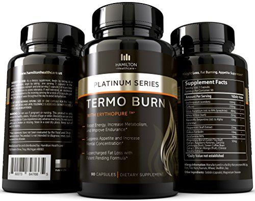 Image result for thermo burn supplement